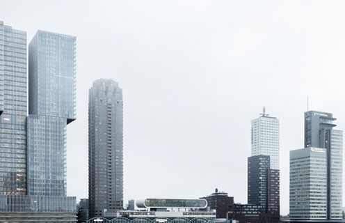Nederland als digitale mainport