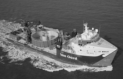 Zeekabels voor Nederland