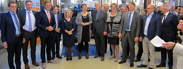 Stichting DINL ondertekent convenant voor Techniek College Rotterdam