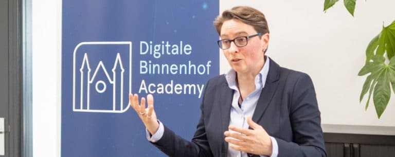Digitale Binnenhof Academy van start!