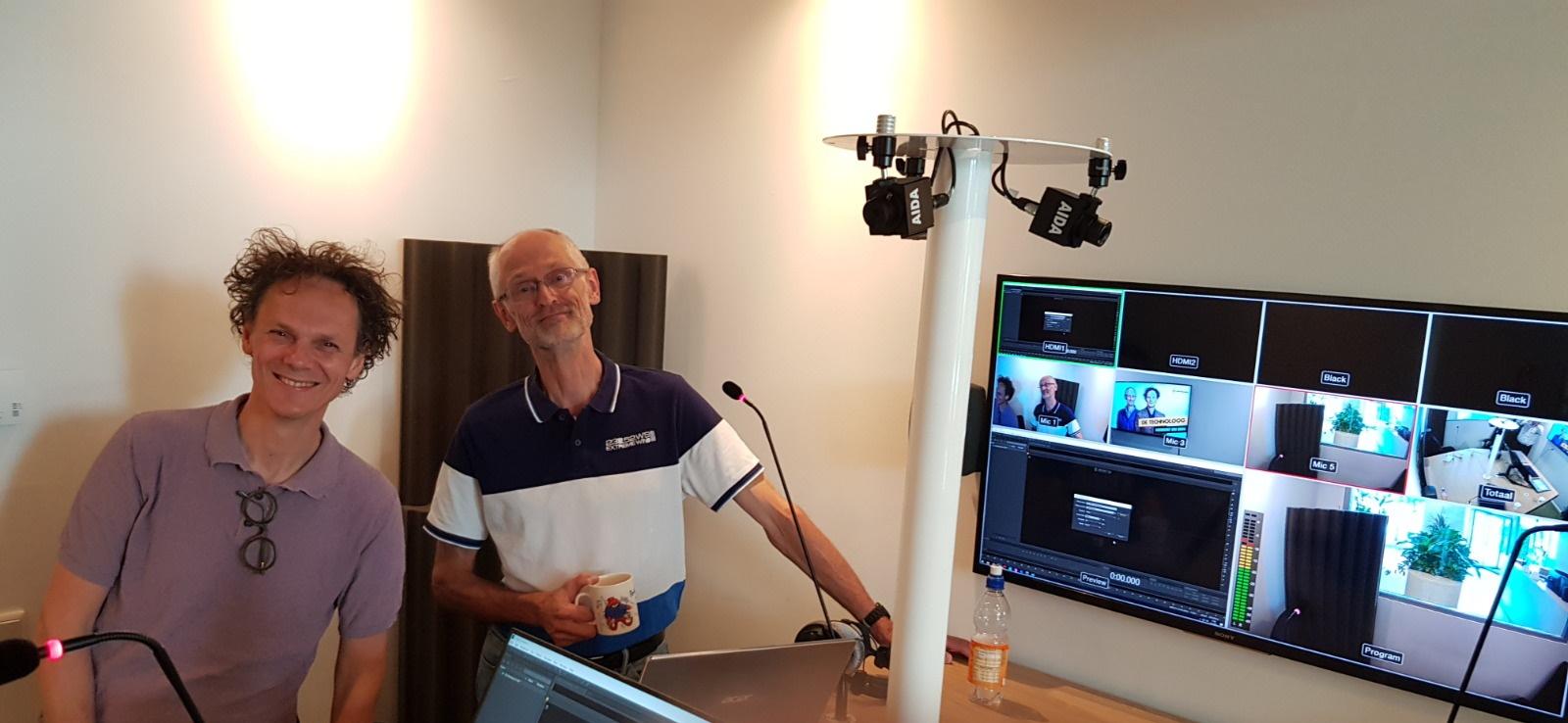Michiel Steltman in podcast De Technoloog van BNR Nieuwsradio